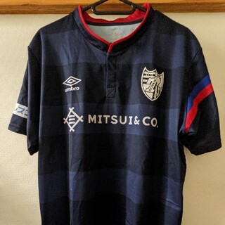 UMBRO - FC東京 プラクティスシャツ 限定品