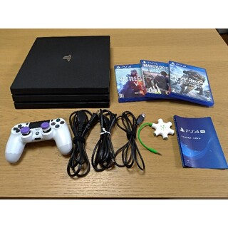 PlayStation4 - PS4 Pro+ゲームソフト
