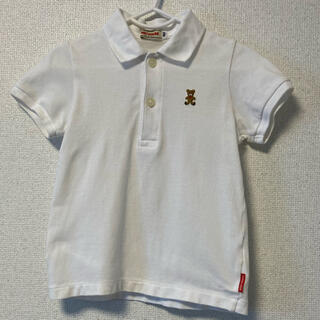 ミキハウス(mikihouse)のミキハウス ポロシャツ 100(Tシャツ/カットソー)