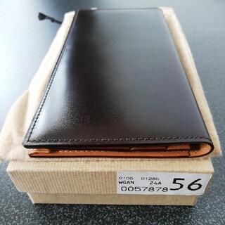 GANZO - 【GANZO】コードバン 長財布✨