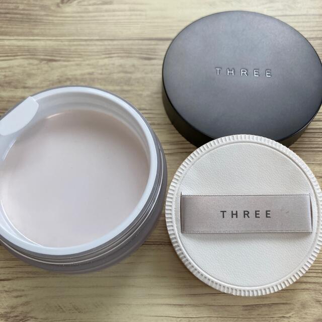THREE(スリー)の【3連休限定価格】THREE  アドバンスドエシリアル コスメ/美容のベースメイク/化粧品(フェイスパウダー)の商品写真