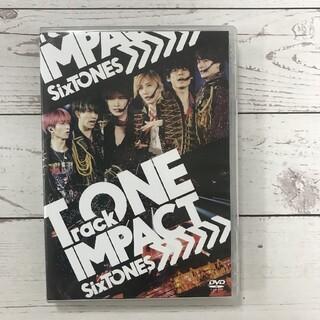 SixTONES/TrackONE-IMPACT DVD〈2枚組〉