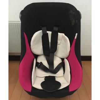 タカタ チャイルドシート 黒/ピンク(自動車用チャイルドシート本体)