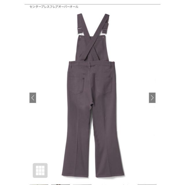 GRL(グレイル)のグレイル  サロペット オーバーオール  レディースのパンツ(サロペット/オーバーオール)の商品写真