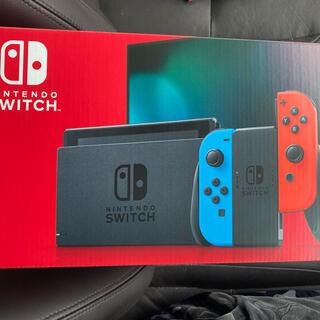 Nintendo Switch - 【新品】Nintendo Switch  ネオン 本体 新モデル