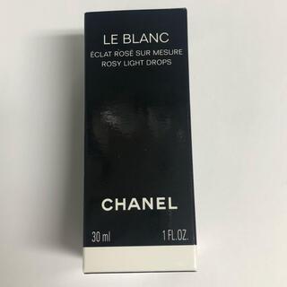 シャネル(CHANEL)のシャネル ル ブラン ロージードロップス 30ml フェイスカラー(フェイスカラー)