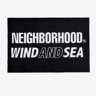 NEIGHBORHOOD - NEIGHBORHOOD × WIND AND SEA  マット
