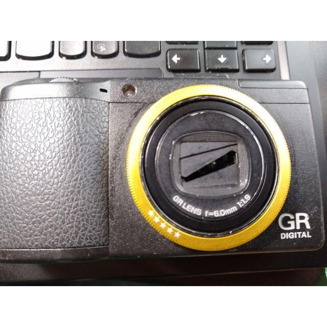 RICOH(リコー)のRicoh GR Digital III コンパクトデジタルカメラ [現状品] スマホ/家電/カメラのカメラ(コンパクトデジタルカメラ)の商品写真