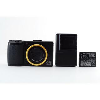 RICOH - Ricoh GR Digital III コンパクトデジタルカメラ [現状品]