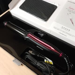 KOIZUMI - コイズミ 2WAYヘアアイロン サロンセンス 34mm カール&ストレート