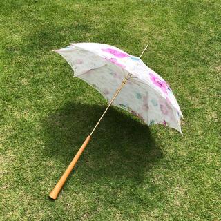 シャンタルトーマス(Chantal Thomass)のAntoine   パリ アントワーヌ レース日傘(傘)