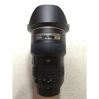 Nikon - Nikon AF-S NIKKOR 16-35mm f4G ED広角レンズ