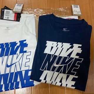 ドゥーズィエムクラス(DEUXIEME CLASSE)のNIKE キッズ160サイズ 白&ネイビー2枚セット(Tシャツ(半袖/袖なし))