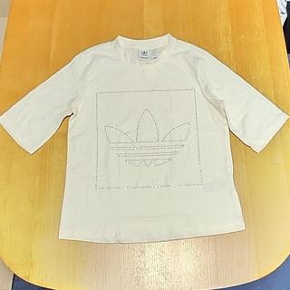 adidas - アディダス オリジナルス Tシャツ ラインストーン