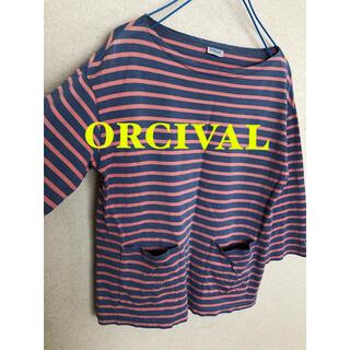 ORCIVAL - ORCIVAL   オーシバル カットソー レディース服