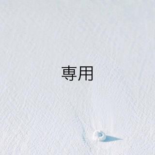 メゾンキツネ(MAISON KITSUNE')の【専用】チラックス/トリコ白Mセット(Tシャツ(半袖/袖なし))