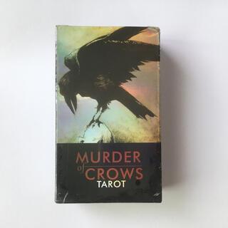 Murder of Crows Tarot マーダーオブクロウズタロット(Box/デッキ/パック)