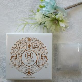 HACCI - HACCI  はちみつ洗顔せっけん  120g(泡立てネット付き)