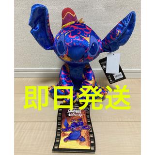 Disney - スティッチ ぬいぐるみ & ピンバッジ セット