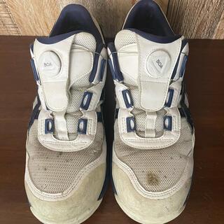asics - アシックス 安全靴 26.5