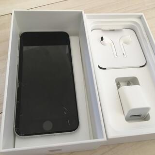 iPhone - iPhone(SE2) ホワイト ジャンク品 64 GB SIMフリー