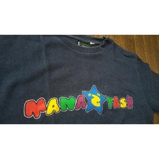 ゴーヘンプ(GO HEMP)のマナスタッシュ Tシャツ ヘンプ MANASTASH Hemp ネイビー S(Tシャツ(半袖/袖なし))