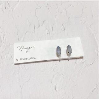 ジルスチュアート(JILLSTUART)のbijou earring(light blue)(イヤリング)