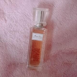 ディオール(Dior)のミスディオール♡アブソリュートリーブルーミング ローラーパール♡20mL(香水(女性用))