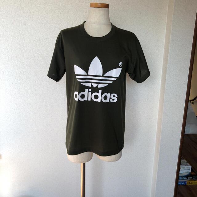 adidas(アディダス)のadidas  Tシャツ レディースのトップス(Tシャツ(半袖/袖なし))の商品写真