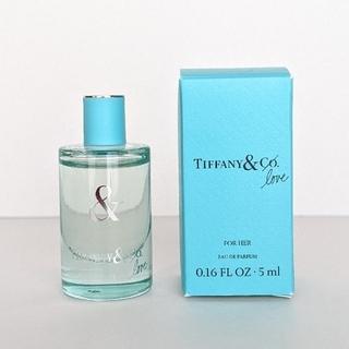 ティファニー(Tiffany & Co.)の新品【正規品】ティファニー & ラブ フォーハー オードパルファム 香水(ユニセックス)