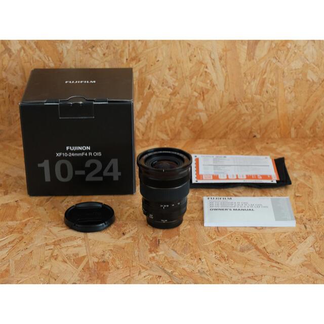 富士フイルム(フジフイルム)のFUJIFILM XF10-24mm F4 R OIS スマホ/家電/カメラのカメラ(レンズ(ズーム))の商品写真