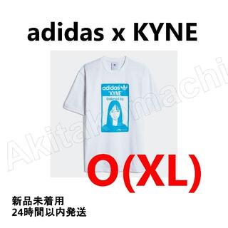 adidas - 新品未開封 ADIDAS グラフィック KYNE Tシャツ XL アディダス