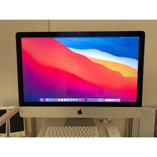 マック(Mac (Apple))のiMac (Retina 5k,27-inch,2017)(デスクトップ型PC)