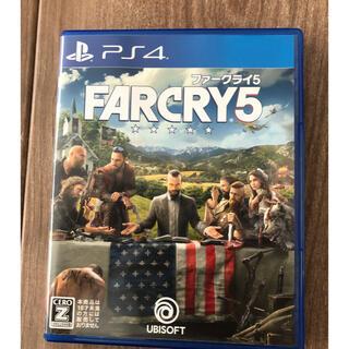 PlayStation4 - ファークライ5 PS4 中古美品 送料込み