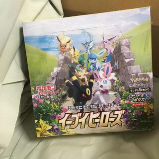 ポケモン(ポケモン)のイーブイヒーローズ  1box シュリンク付き(Box/デッキ/パック)