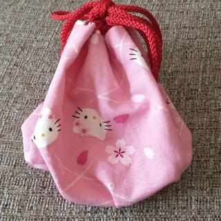 サンリオ(サンリオ)のキティちゃん 浴衣用 巾着(その他)