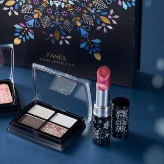 FANCL - ファンケル✨スノーコレクション✨スタイリングアイパレットとマーブルルージュa