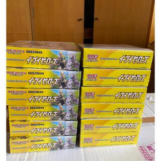【送料無料/新品】ポケモンカードイーブイヒーローズ 12Box シュリンク付き(Box/デッキ/パック)