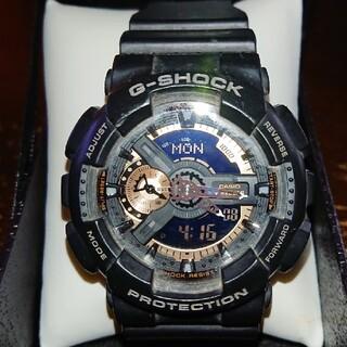 ジーショック(G-SHOCK)の  PROTECTION G-SHOCK(腕時計(デジタル))