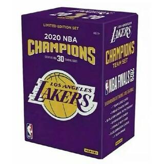 2020 Panini Lakers Championship  NBA(Box/デッキ/パック)