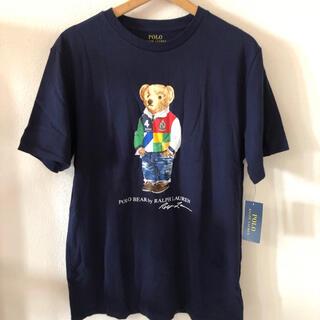 POLO RALPH LAUREN - ポロ ラルフローレン ポロベアー 半袖 Tシャツ 紺 ポロシャツ 新品 ブランド