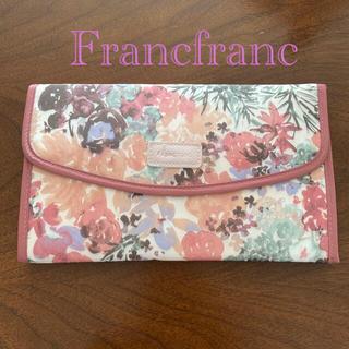 フランフラン(Francfranc)の①🌸フランフランマルチケース🌸(母子手帳ケース)