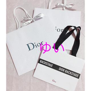 Dior - ディオールショッパーディオール紙袋ディオールバックステージ限定ショッパー紙袋新品