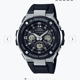 G-SHOCK - G-SHOCK ジーショック GST-W300-1AJF G-STEEL 腕時計
