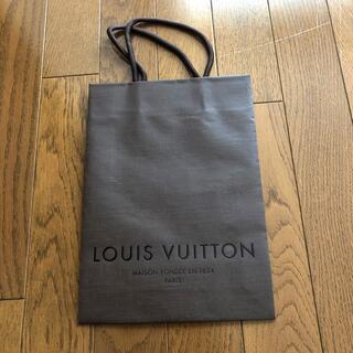 ルイヴィトン(LOUIS VUITTON)のルイヴィトン ショッパー ショップ袋(ショップ袋)