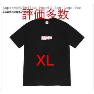 Supreme - Supreme®/Emilio Pucci® Box Logo Tee XL