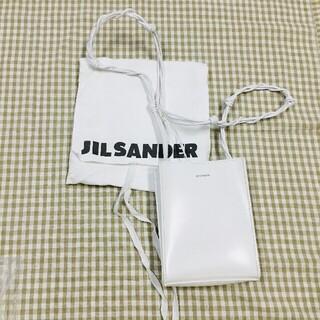 ジルサンダー(Jil Sander)の大人気JIL SANDER タングル スモール ショルダーバッグ(ショルダーバッグ)