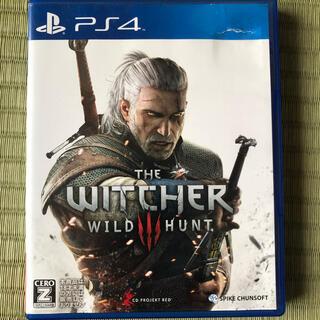 PlayStation4 - ウィッチャー3  ワイルドハント