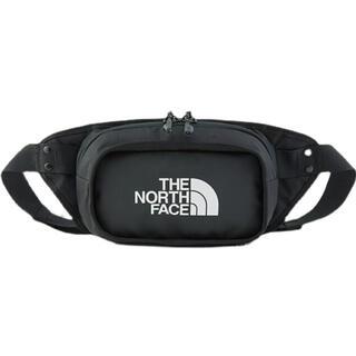 THE NORTH FACE - ノースフェイス ウエストバッグ ブラック
