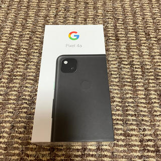 Google - Google Pixel 4a  SIMロック解除済み